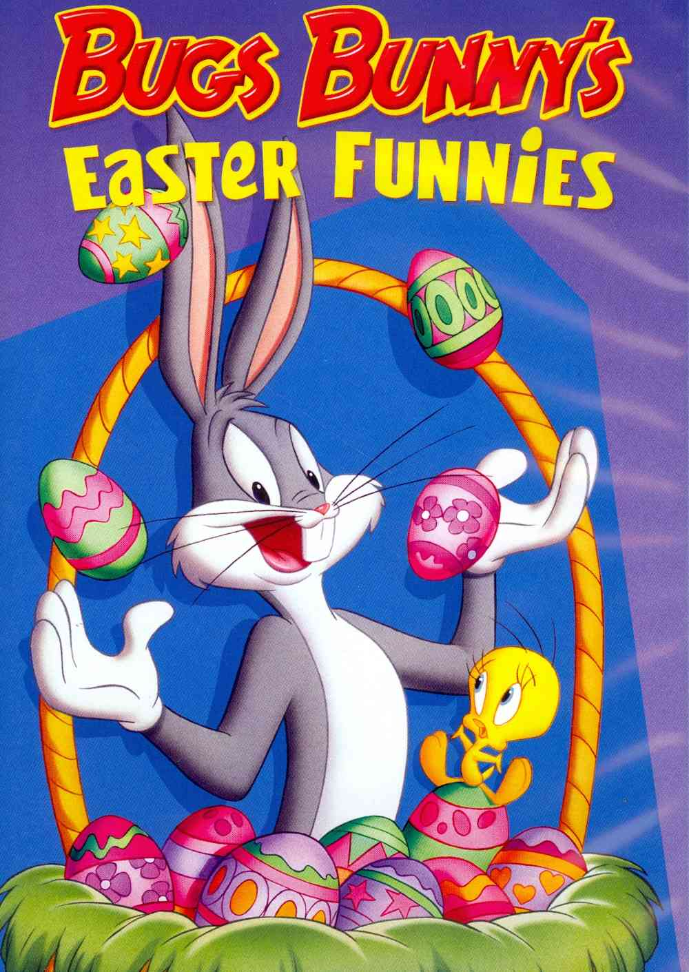 BUGS BUNNY'S EASTER FUNNIES BY LOONEY TUNES (DVD)